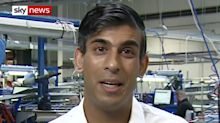 Coronavirus: Chancellor Rishi Sunak warns of travel 'disruption' risk as France could be next on quarantine list