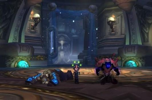 Blood Pact: Speccing for old world raids
