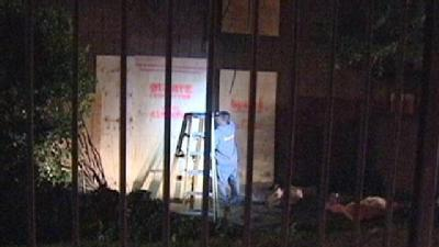 Suspected Drunk Driver Crashes Into Apartment