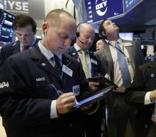 Markets Right Now: Stocks, yields drop on growth worries