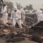 63 Dead, As Many As 600 Missing in California`s Camp Fire