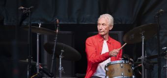 Watts, 80, drops out of Rolling Stones U.S. tour