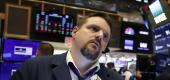 A Wall Street trader. (AP)
