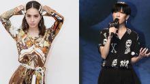 Sandee Chan acknowledges Jolin Tsai's new album