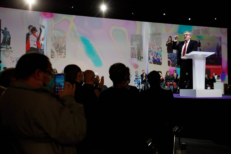 Mélenchon à la recherche des électeurs perdus: «Notre plan, c'est de passer de 50 à 80% de participation», lance Manuel Bompard