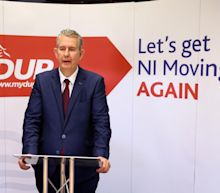 DUP leadership election result: Edwin Poots elected to succeed Arlene Foster as DUP leader
