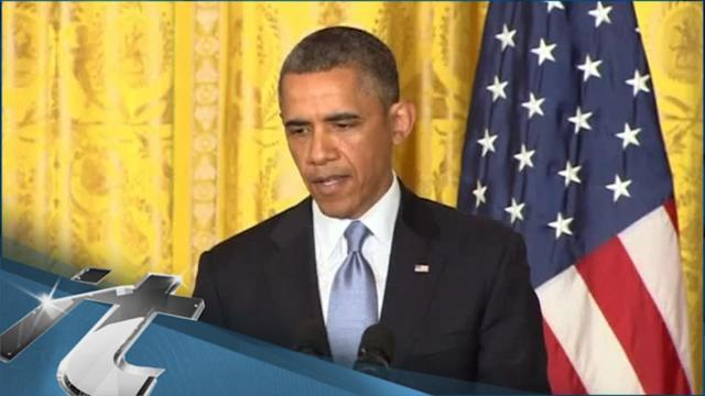 Obama Says Watchdog Report's Findings on IRS 'intolerable'