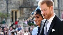 Meghan Markle and Prince Harry to embark on first royal tour as married couple - taking in 76 engagements over 16 days