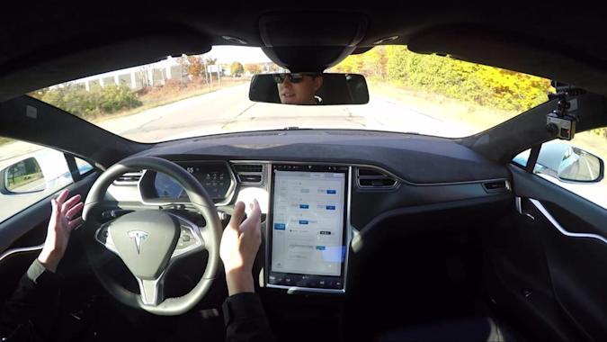 Mobileye bailed on Tesla over Autopilot safety concerns