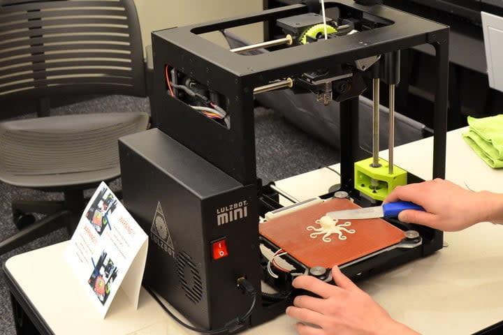 Las mejores impresoras 3d que puedes comprar o construir for Construir impresora 3d