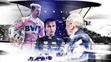 Hülkenberg lauert: Was wird aus Albon bei Red Bull?