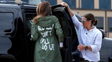 Melania Trump unauthorized biography claims 'I Really Don't Care. Do U?' jacket was a jab at Ivanka