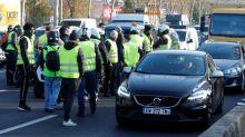 """Muere un manifestante durante las protestas de los """"chalecos amarillos"""" en Francia"""