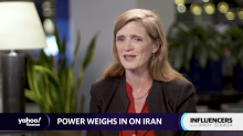Power warns of implications in going to war with Iran