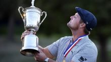 Golf: DeChambeau's 'mad scientist' muscle validated in U.S. Open win
