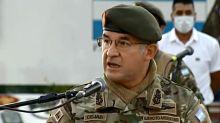 """El jefe del Ejército pidió que no vuelvan los """"tiempos de desencuentros y violencia entre los argentinos"""""""