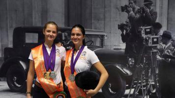 Barceló y De la Joya, las subcampeonas de Europa que quieren ser profesionales