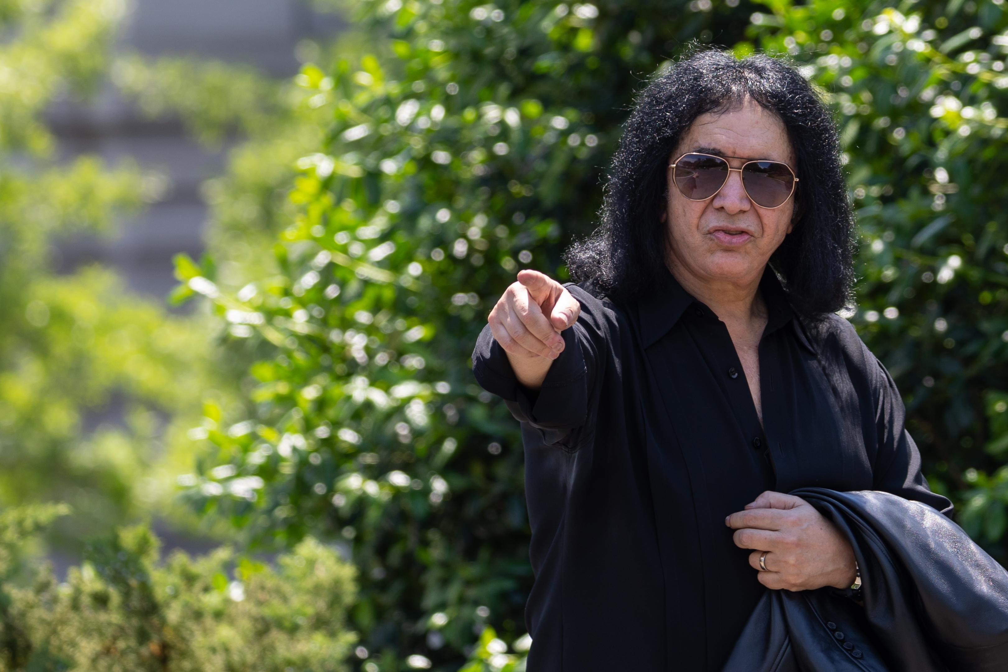 Gene Simmons shares bizarre cereal habit which involves adding ice cubes