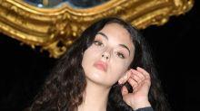 Deva Cassel, la fille de Monica Bellucci et Vincent Cassel, la nouvelle sensation mode