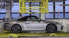 Last 991-gen Porsche 911 rolls off the assembly line