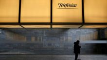 Telefonica first-quarter core profit down 3.9 percent on currency pressures