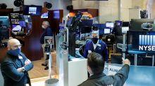 Stock market news live updates: Stocks rise, investors eye uptick in virus cases
