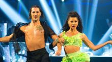 Strictly pro slammed for Vick Hope's elimination