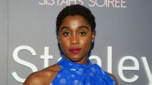 See the first photo of reported new 007 actress Lashana Lynch on James Bond set
