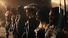 New Zack Snyder's Justice League behind-the-scenes pictures of Wonder Woman, Superman, and Martha