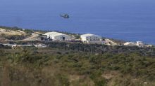 Lebanon extends area claimed in border dispute with Israel