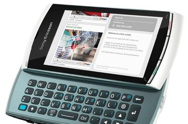 Sony Ericsson launches Vivaz pro, now with more QWERTY