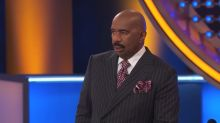 Steve Harvey Gets Reminded of the Life He Chose on 'This Week in Game Shows'