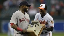 David Ortiz gets smashingly familiar farewell gift from Orioles