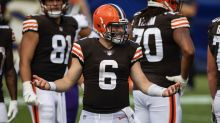 Heat is on Baker Mayfield as Browns face Bengals on Yahoo Sports app