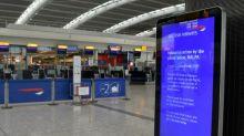 British Airways amenazada con un endurecimiento de conflicto con pilotos