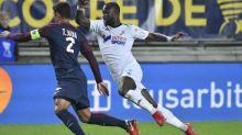 Foot - L1 - Dijon - Ligue1: Dijon avec Moussa Konaté contre le PSG