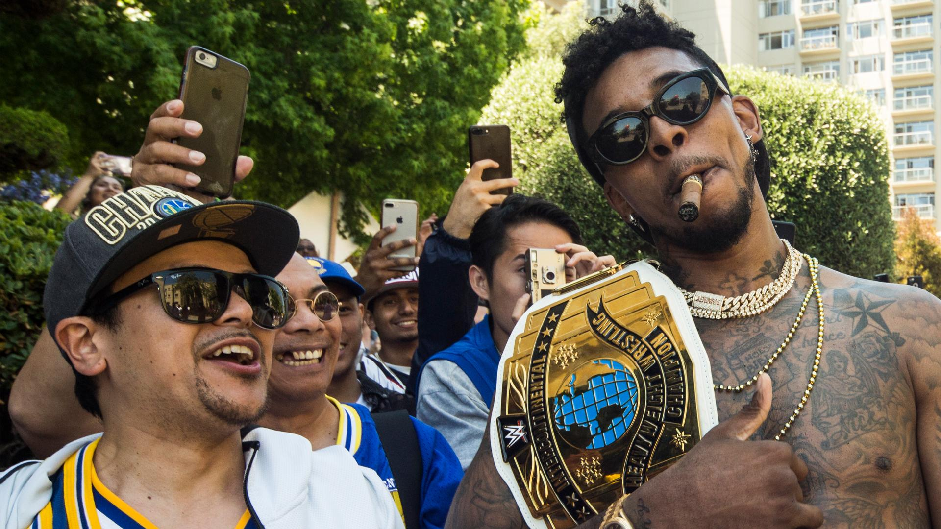Nick Young opens up about why he signed with Warriors last summer