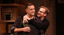 In 'Daniel's Husband,' A Gay Couple's Polarized Marriage Views Have Tragic Consequences