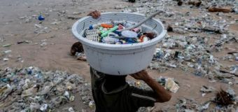 20 firms produce 55% of world's plastic waste