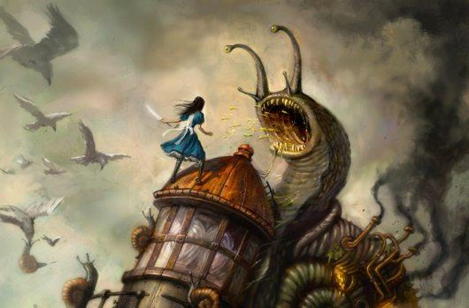 'Alice: Madness Returns' revealed [update: new screens, video]