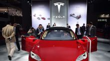 Tesla delivers quarterly record of 25,000 vehicles