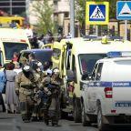 8 dead, dozens injured in school shooting in Russia