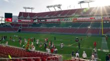 Fewer than 10,000 fans expected at next Bucs home game as Raymond James Stadium reopens