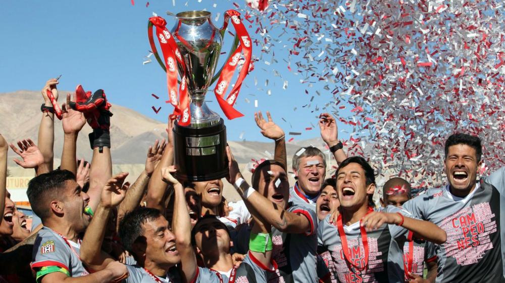 Curicó volvió a Primera División en Chile