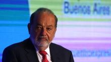 Mexico president fetes telecom law as top court weighs Slim challenge