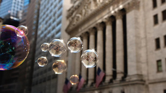 Charts show the dot-com bubble was far crazier