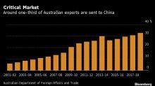 中澳關係緊張之際 中國發布赴澳大利亞旅遊安全提醒