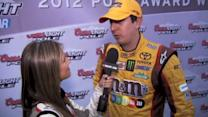 Out Front with Miss Coors Light:  Advocare 500