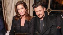 Cindy Crawford, Orlando Bloom & More Stars Hit Paris Men's Fashion Week