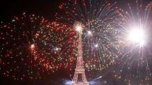 Le 14 juillet, Paris aura son feu d'artifice mais sans public